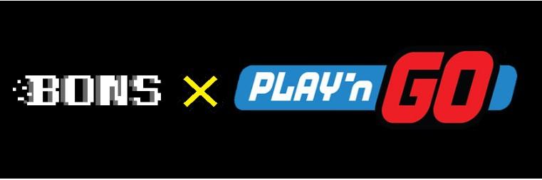 【Bonscasino×Play'nGO】ついに来た!ボンズカジノにPlay'nGOが追加!